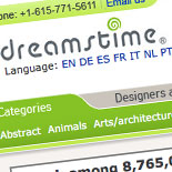 Dreamstime: featured contributor!