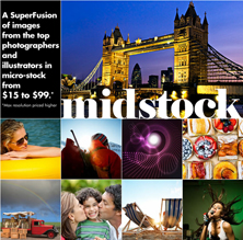Top photographers in micro-stock